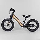 """Велобіг від Corso """"Prime C7"""" 84209 , колесо 12"""", магнієва рама, задні ручні гальма, фото 3"""