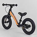 """Велобіг від Corso """"Prime C7"""" 84209 , колесо 12"""", магнієва рама, задні ручні гальма, фото 2"""