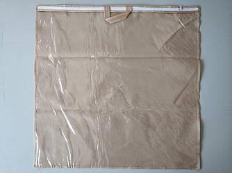 Упаковка для подушки 70х70 см ПВХ 90 Бежевый