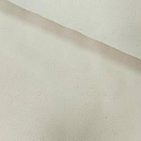 Хлопковый брезент молочный, ширина 142 см, фото 1