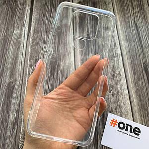 Чохол для Tecno Camon 16 SE щільний прозора накладка чохол на телефон текно кемон 16 се прозорий