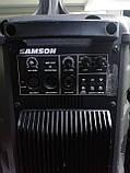 Пара активных колонок Samson 500Вт каждая. Сценические мониторы, фото 4