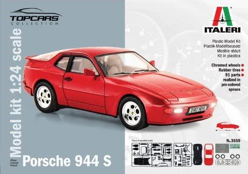 Italeri 1/24 Porsche 944 S