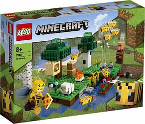 Lego Minecraft Пасека 21165
