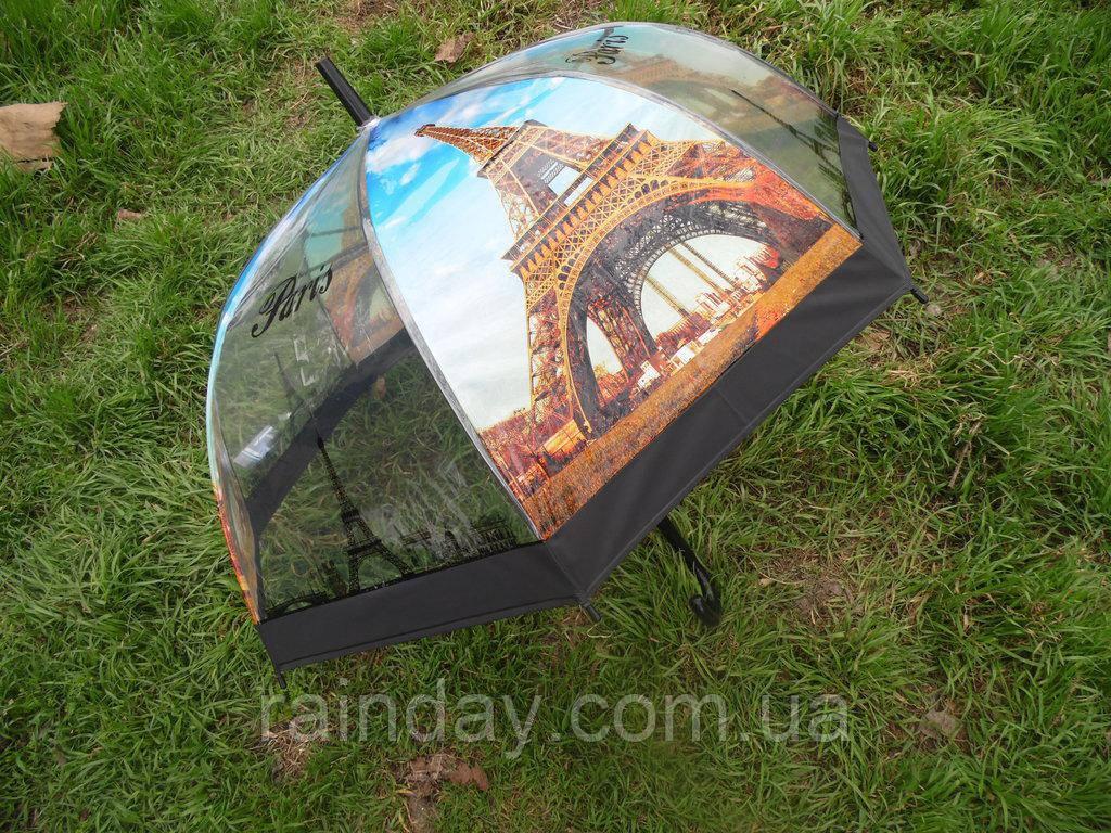 Прозорий парасолька Париж