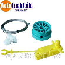 Ремкомплект электростеклоподъемника правая сторона Renault Trafic (2001-2014) Autotechteile (Германия) 5050335