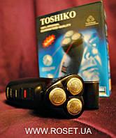 Новая электробритва Toshiko TK 356 Deluxe с триммером