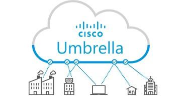 Cisco Umbrella забезпечує самий безпечний, надійний і швидкий доступ в Інтернет для кожного з більш ніж 100 мільйонів користувачів.