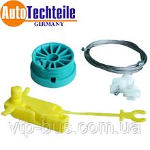 Ремкомплект электростеклоподъемника левая сторона Renault Trafic (2001-2014) Autotechteile (Германия) 5050334