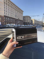 Чотирьох-канальний підсилювач Kicx angry ant 4.150