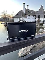 Чотирьох-канальний підсилювач Avatar ABR-460.4