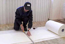 Подложка для тепло, звукоизоляции под обои ЭКОХИТ (5мм*7м2), фото 2