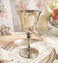 Посріблений винний келих, сріблення, мельхіор, Англія, Falstaff SILVER PLATE