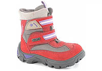Ботинки для девочки Bartek T-51522-348