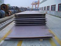 Лист сталевий 2х1250х2500 мм HARDOX 450 зносостійка