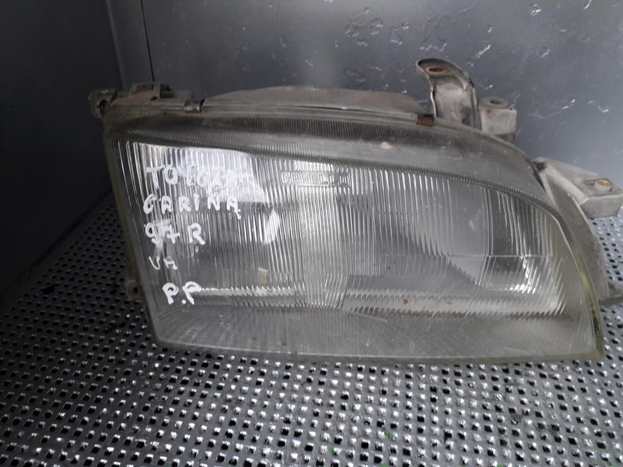 Б/у фара правая для Toyota Carina 1997 р.