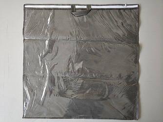 Упаковка для подушки 70х70 см ПВХ 70 Серый