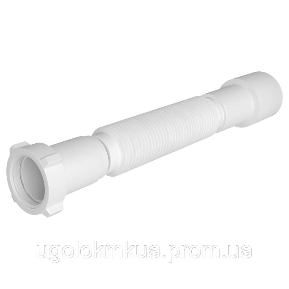 """Гнучкий труба для сифона ANI Plast К206 з накидною гайкою 1 1/4"""""""