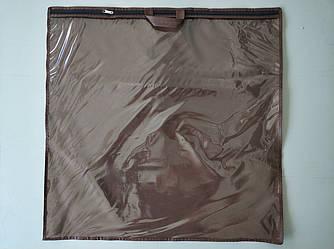 Упаковка для подушки 70х70 см ПВХ 70 Коричневый