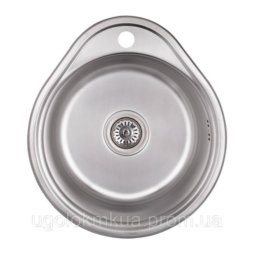 Кухонна мийка Imperial 4843 dekor (IMP484306DEC)