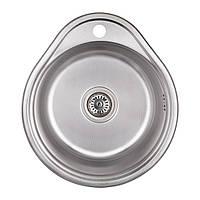 Кухонна мийка Imperial 4843 dekor (IMP484306DEC), фото 1