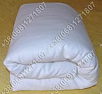 Детское теплое одеяло 105х145 антиаллергенное белое (бязь)