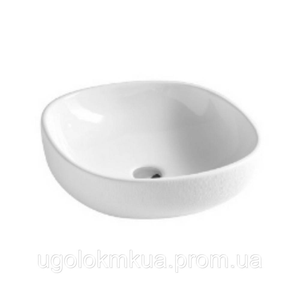 Раковина-чаша Azzurra Clas+ CLI45B1 Shiny white