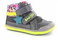 Ботинки осенне-весенние для девочки Bartek 51865/OFA