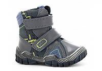 Ботинки зимние для мальчика Bartek 51204/71H