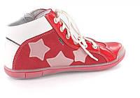 Ботинки осенне-весенние для девочки Bartek 47064-W97