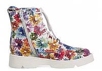 Ботинки осенне-весенние для девочки Bartek 37377/1GC