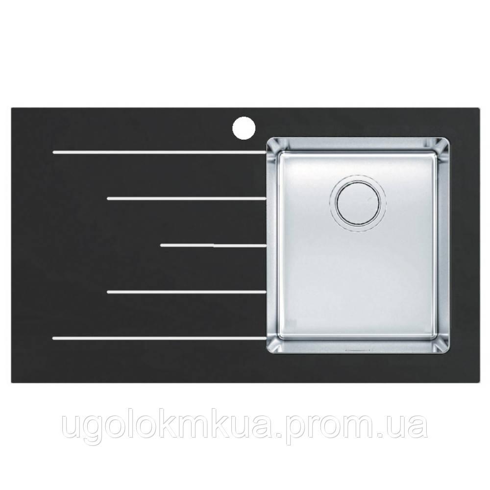 Кухонна мийка Apell Pura PU861ILBC Brushed
