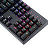 Клавіатура 1stPlayer DK5.0 V2.0 RGB Outemu Blue (DK5.0-BL V2.0) USB, фото 3