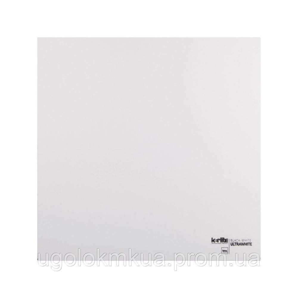 Керамогранітна плитка Kerlite White EG8KE38 3 Plus ULTRAWHITE 3 мм