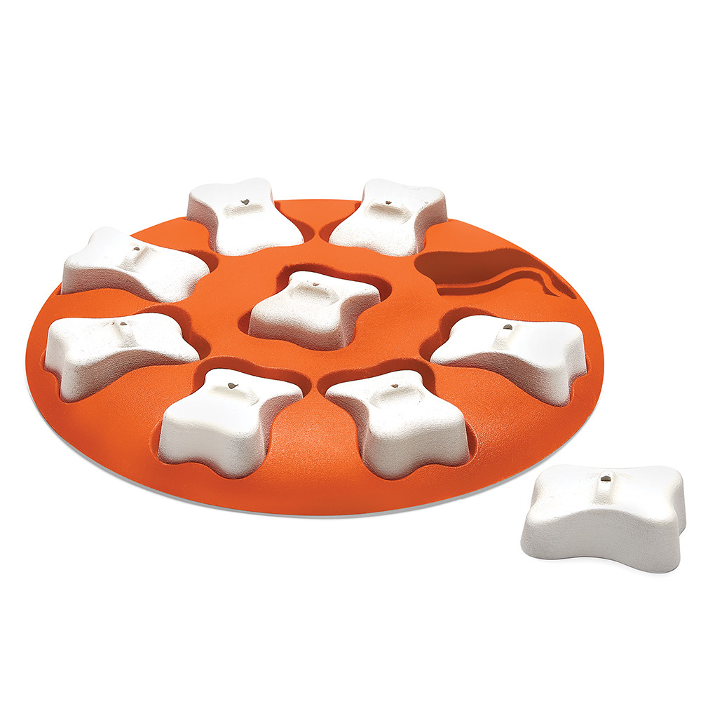Іграшка інтеракт. для собак Ніна Оттоссон Дог Смарт оранж.LEVEL 1