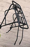 Алюмінієвий багажник на фэтбайк 4.0 (велосипед позашляховик) універсальний диск 24/26/29 new