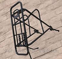 Алюминиевый багажник на фэтбайк 4.0 (велосипед внедорожник) универсальный  диск 24/26/29