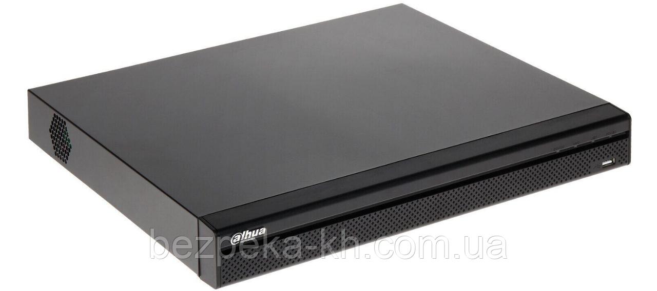 16-канальний 4K 16PoE мережевий відеореєстратор DHI-NVR4216-16P-4KS2/L