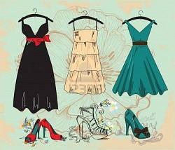Выбор вечернего платья