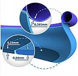 Детский надувной бассейн INTEX 28122 круглый для дома и дачи наливной семейный (305x76 см) + фильтр, фото 8
