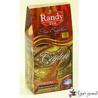 Черный чай RANDY «Звездный сапфир» OPA 100г, фото 1