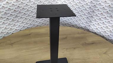 Стол столик кухонный обеденный скандинавский в стиле лофт Тренд Металл-Дизайн / Metall Design, фото 3