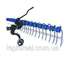 Грабли для мотоблока (1,5м) грабли для уборки сена EXPERT