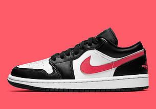 Кросівки жіночі Air Jordan 1 Low DC0774-004, фото 2