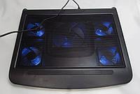 Подставка для ноутбука куллер Notebook cooler T5