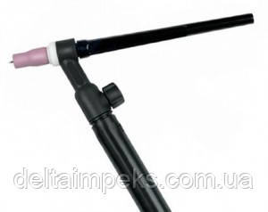 Сварочная горелка ABITIG® 9 V 4 метровая управление подачи газа вентилем, фото 2