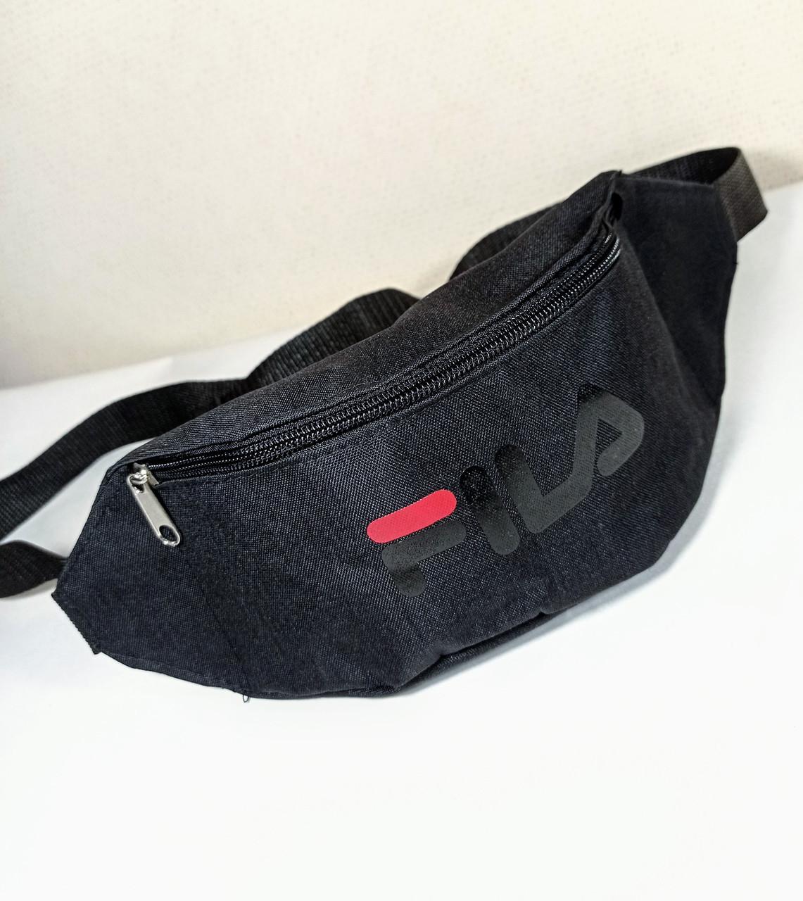 Бананка дитяча / жіноча. Молодіжна сумка на пояс 30х10х6 см