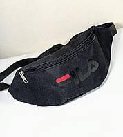 Бананка дитяча / жіноча. Молодіжна сумка на пояс 30х10х6 см, фото 1