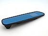 Автомобильный видеорегистратор зеркало без доп. камеры DVR L9, фото 3