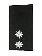 Погон Лейтенант поліції (1шт) продевной 10980